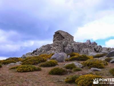 Cuerda Larga - Miraflores de la Sierra;club de singles madrid excursiones y senderismo madrid activi